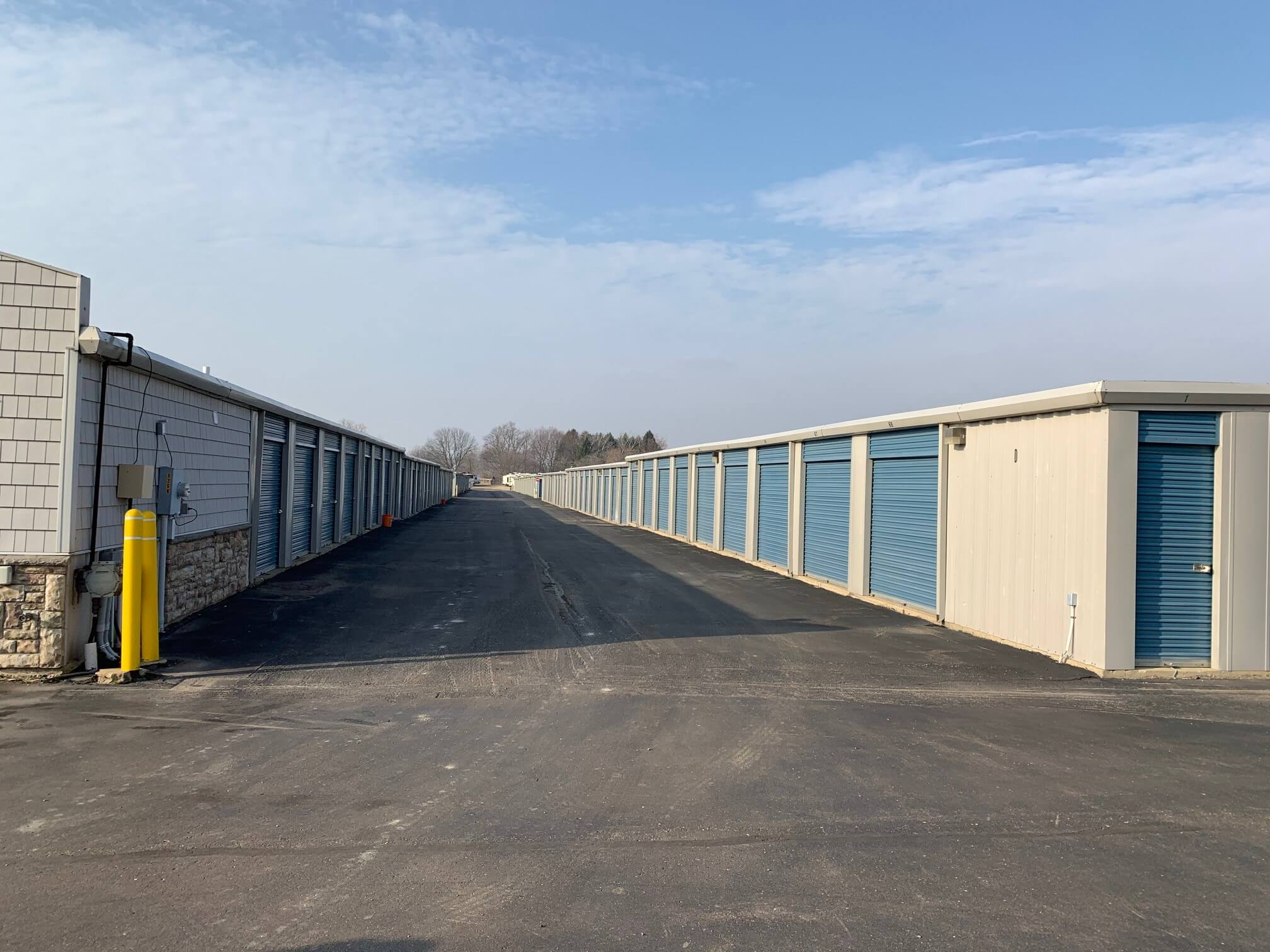 Self Storage Units in Swartz Creek MI
